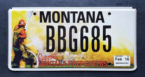 MT Support Montana Firefighters - BBG685