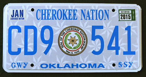 OK Cherokee Nation
