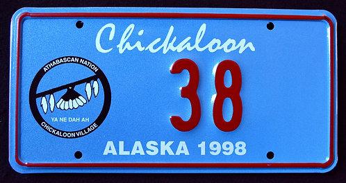 AK Athabascan Nation - Chickaloon Village