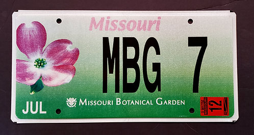 MO Botanical Garden - Flower - MBG 7