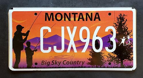 MT Big Sky Country - Angler - CJX963