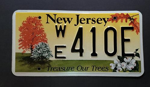 NJ Treasure Our Trees - WE410E