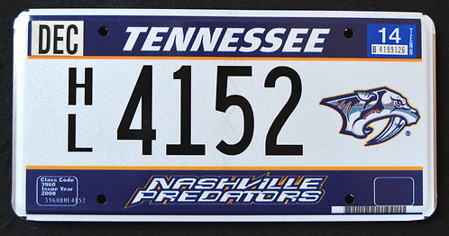 TN Nashville Predators - NHL - National Ice Hockey League - HL4152