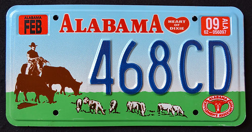 AL Cattlemen`s Association - 468CD