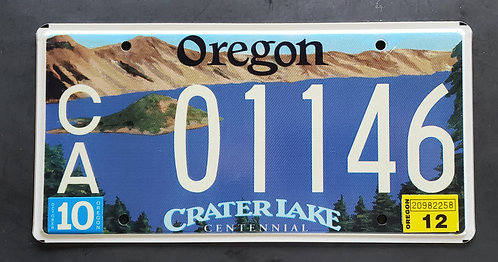 OR Crater Lake National Park Centennial - 100 Years - CA01146