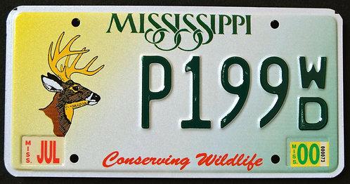 MS Conserving Wildlife Deer