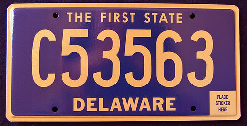 DE The First State - C53563