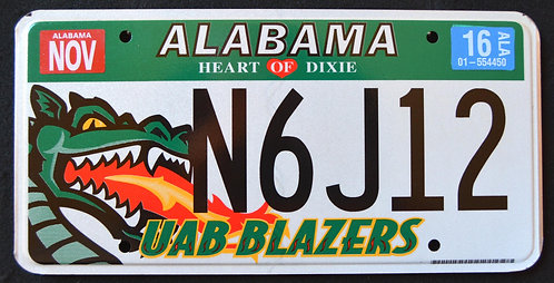 AL UAB Blazers - Dragon - Football - N6J12
