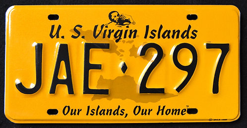 USVI - St. John - Our Island, Our Home - JAE 297