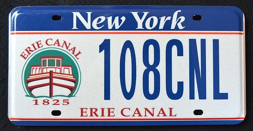 NY Erie Canal - Ship