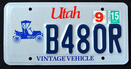 UT Vintage Vehicle - Classic Car - Automobile - B480R