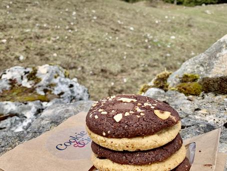 Le cookie qui rend happy!