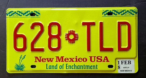 NM Land of Enchantment - 628 TLD