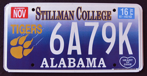 AL Stillman College - Tigers - Football - NFL - 6A79K