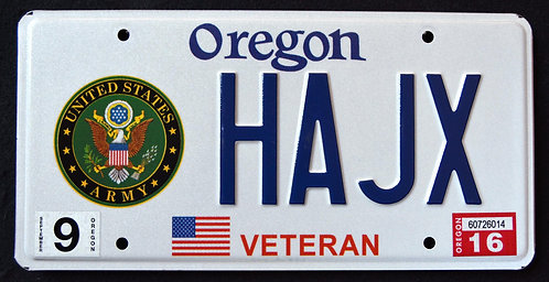 OR United States Army Veteran