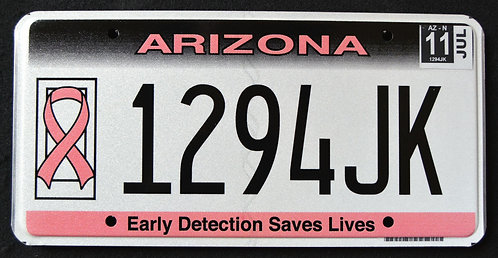 AZ Early Detection Saves Lives - Cancer - 1294JK