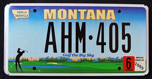 MT Golf The Big Sky