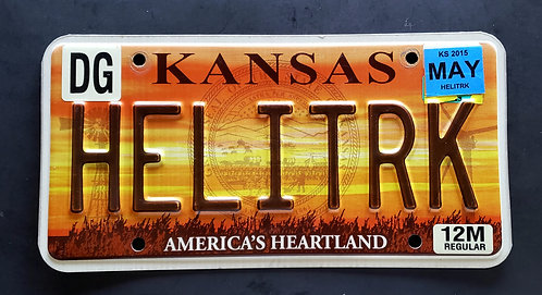 KS America's Heartland - Windmill - HELITRK