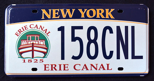 NY Erie Canal - Boat