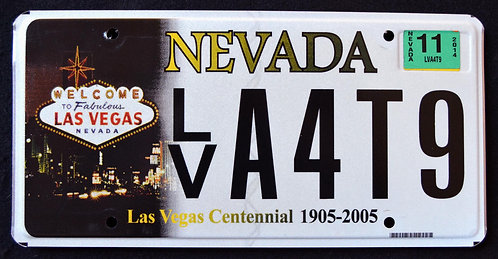 NV Las Vegas Centennial - 100 Years