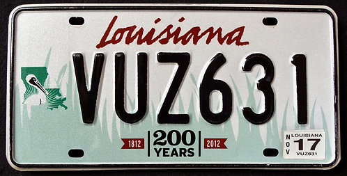 LA Bicentennial - 200 Years - Wildlife Pelican - Bird - VUZ631