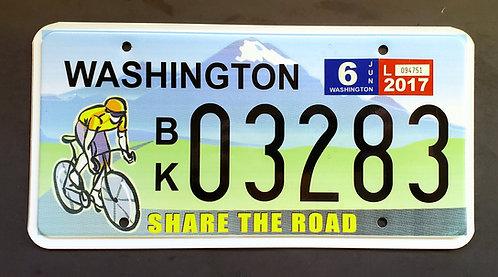 WA Share The Road - BK03283
