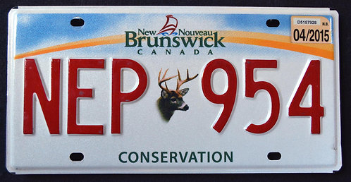 Canada - New Brunswick - Wildlife Conservation Deer