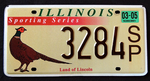 IL Wildlife Pheasant - Sporting Series