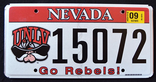 NV Go Rebels - Football - UNLV - University of Las Vegas