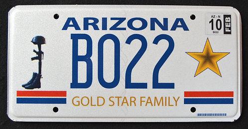 AZ Gold Star Family- AR15 Rifle - Boots - B022