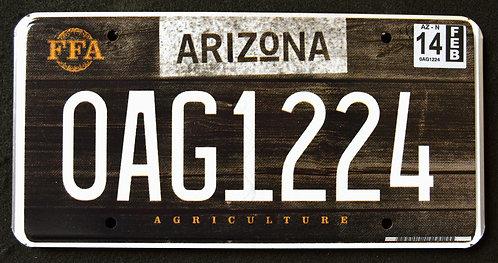 AZ Agriculture - FFA -Wood - 0AG1224