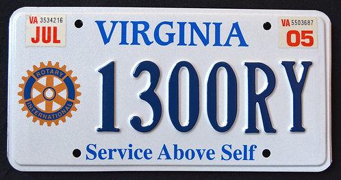 VA Rotary International - Service Above Self
