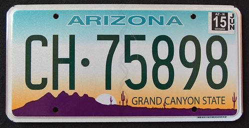 AZ Arizona - Grand Canyon State - Commercial - CH 75898