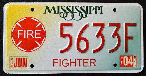 MS Firefighter - 5633F