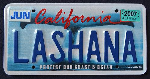 CA California -  Wildlife Whale - Protect Our Coast & Ocean