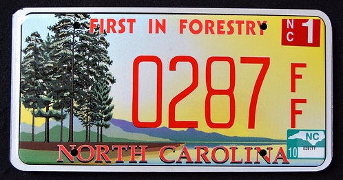 NC First In Forestry - Trees