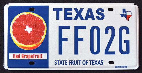 TX Red Grapefruit - State Fruit - FF02G