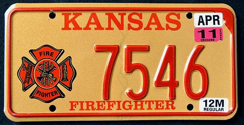 KS Firefighter - 7546