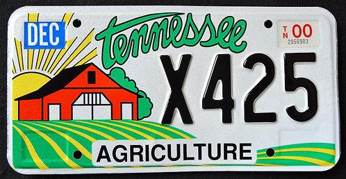 TN Agriculture - Farm - Barn - X425
