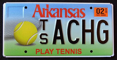 AR Play Tennis