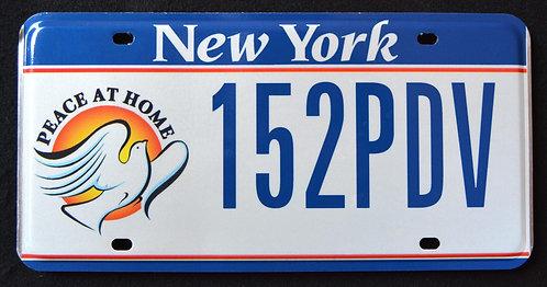 NY Peace At Home - Dove - Bird