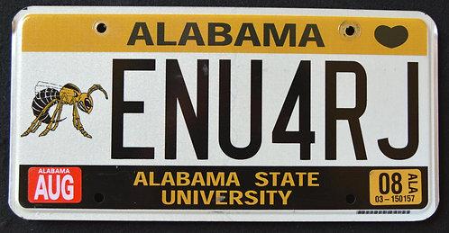 AL State University - Hornets - Football - NFL - ENU4RJ