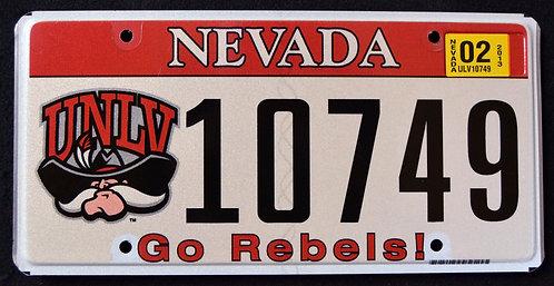 NV Go Rebels - Football - UNLV - University of Las Vegas - 10749
