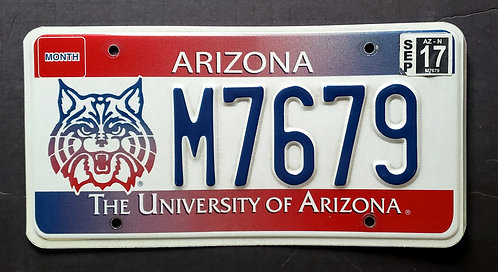 AZ Wildcats - Basketball - University of Arizona - M7679