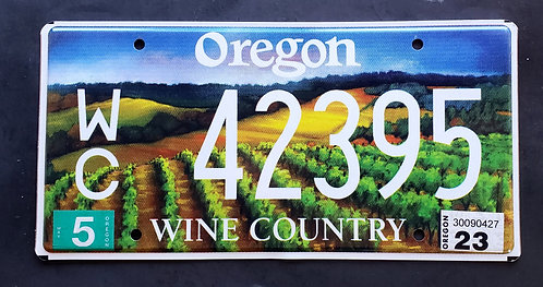OR Oregon  Wine Country - WC42395