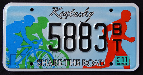 KY Share The Road
