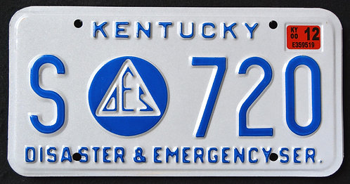 KY Disaster & Emergency Service - DES