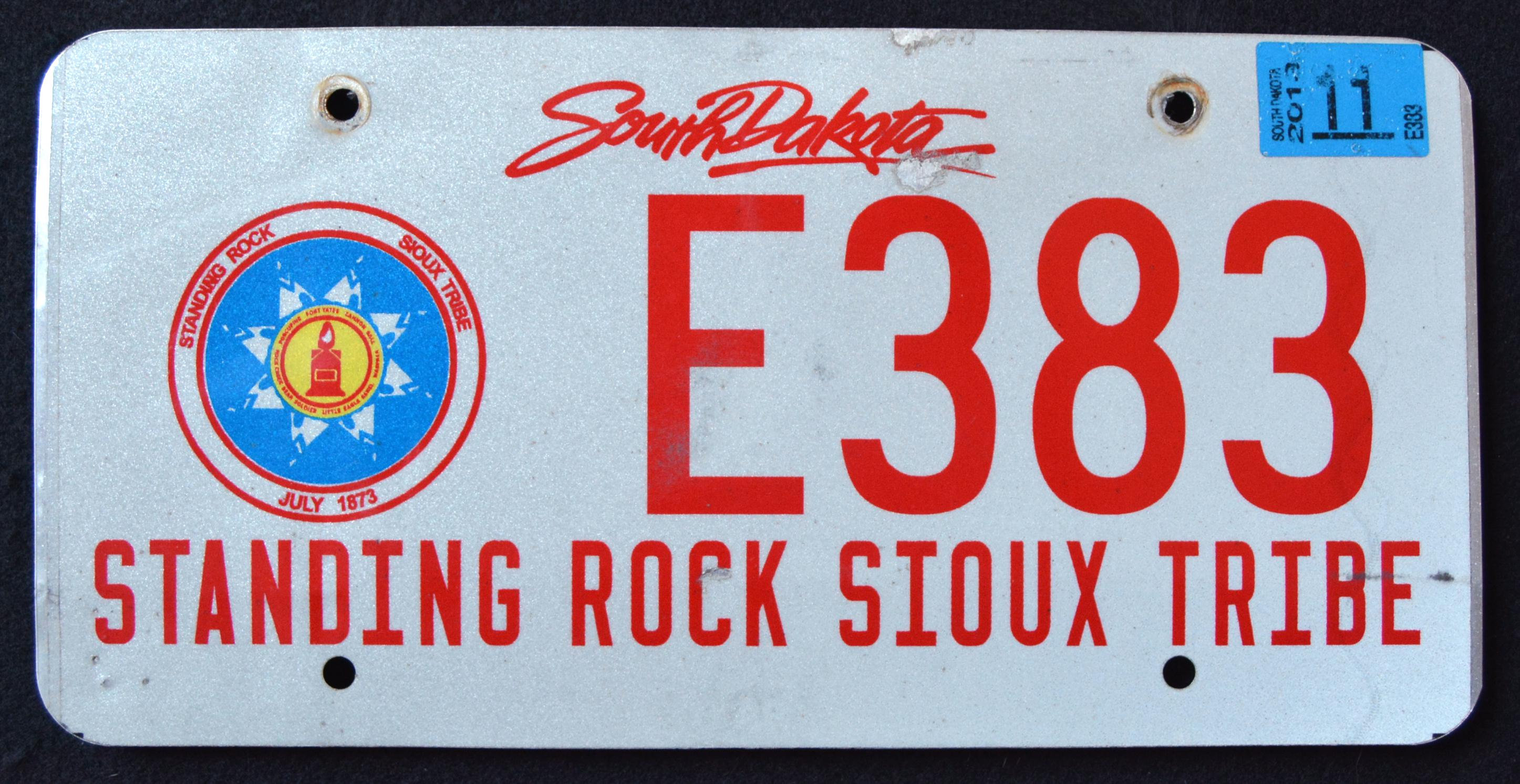 SD Standing Rock Sioux Tribe - Great Seal - E383