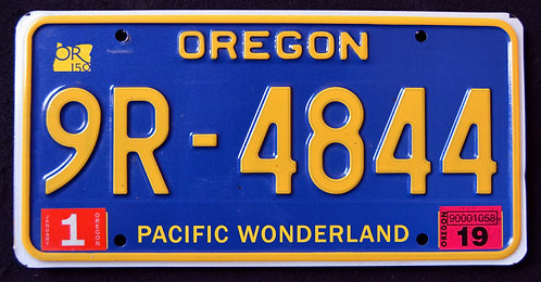 OR Pacific Wonderland - 150 Years Oregon