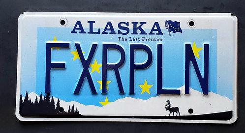 AK Wildlife Caribou - The Last Frontier - FXRPLN